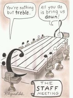 My music teacher would get a kick out of this one!