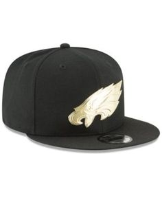 NEW ERA PHILADELPHIA EAGLES O GOLD 9FIFTY SNAPBACK CAP.  newera   Philadelphia  Eagles 0c21e807a