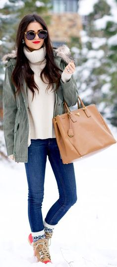 Snow Day #Layers by Pink Peonies