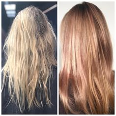 Here is a cocktail of KC Color Lusima Peach and Rose. You can do wonders in 15 minutes with Luxima 🔥. Peach Hair, Pastel Shades, You Can Do, Finland, Cocktails, Hair Color, Long Hair Styles, Canning, Rose