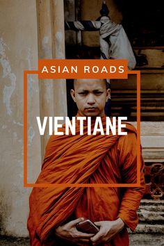 Nous vous parlons des lieux à ne pas manquer lors de votre voyage à Vientiane, capitale du Laos ! Vientiane, Laos, Destinations, Movies, Poster, Travel, Places, Films, Cinema