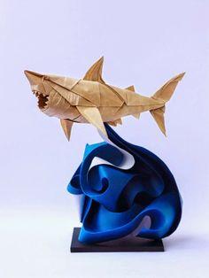 Nguyen Hung Cuong, Origami Artístico