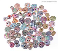 New mix of Button Beads