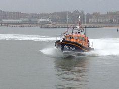 """Lowestoft Lifeboat """"patsy Knight"""