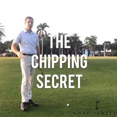 Golf Chipping Tips, Golf Videos, Golf Instruction, Golf Tips For Beginners, Golf Training, Golf Quotes, Golf Lessons, Golf Gifts, Golf Fashion