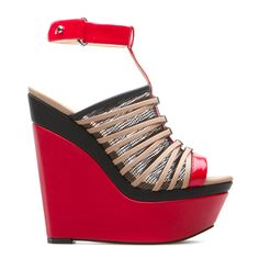 Izumi by GX by Gwen Stefani Hot Shoes, Crazy Shoes, Women's Shoes, Gwen Stefani Shoes, Peep Toe, Shoe Dazzle, Pumps, Heels, Shoes Outlet