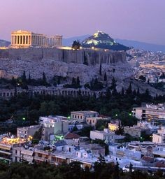 Athens Greece ~ I will go here someday