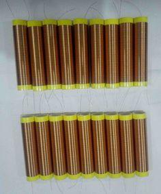Tesla coil element, no primary line. Air Conditioner Parts, Tesla Coil, 3d Printing, Ebay, Tesla Coil Circuit, Impression 3d