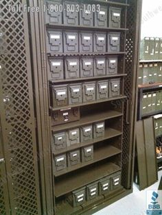 ammo storage - Google Search                                                                                                                                                                                 More