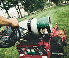 Commercial Mowers that run on propane