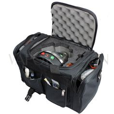 http://www.vapornation.com/vapecase-volcano-kush-series-soft-bag.html       This Vape Case is the perfect storage device for your Volcano Vaporizer. It conveniently fits the Volcano unit, Valve Set, Balloon Bags, Herbal Grinder, Cleaning Brush, Power Cord and Mouthpieces. This particular Vape Case comes with a durable soft bag that makes it easy for transportation.      Note: Vaporizer Sold Separately