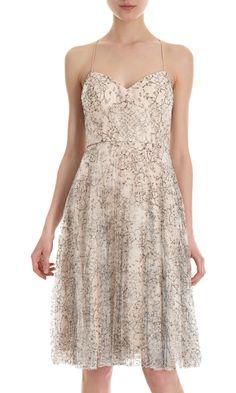 Erdem Fine Lace Dress