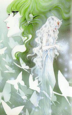 Resultado de imagen para bride of deimos manga Manga Art, Manga Anime, Anime Art, Old Anime, Hippie Art, Manga Illustration, Retro Art, Art Sketchbook, Art Inspo