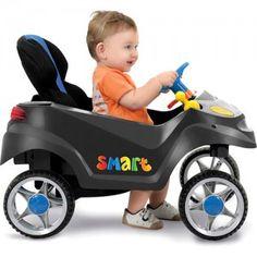 Mini Veículo Smart Baby Confort – Azul
