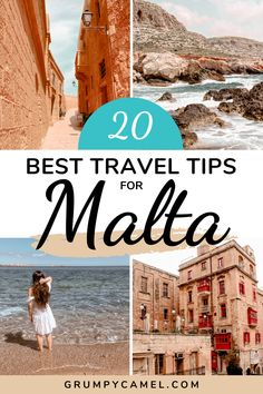 Malta Travel Guide, Europe Travel Guide, Europe Destinations, Travel Guides, Traveling Tips, Travelling, Best Places To Travel, Cool Places To Visit, Places To Go