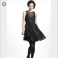 Tracy Reese Mariposa Lace Dress