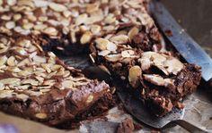 Lækker chokoladekage uden mel