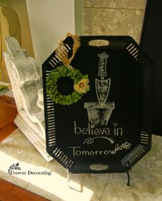 Believe in Tomorrow m  from Forever Decorating