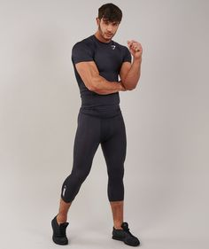 Details about mens summer swimming swim shorts, striped, casual beach surf board cotton short in 2019 Base Layer Clothing, Mens Leotard, Sport Fashion, Mens Fashion, Compression Clothing, Mens Tights, Athleisure Outfits, Gym Style, Sporty Style