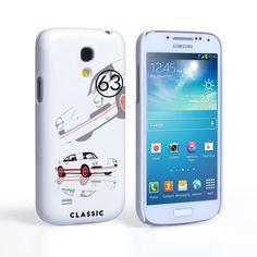 Caseflex Porsche Classic Car Samsung Galaxy S4 Mini Case | Mobile Madhouse