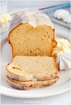 Ciasto z mascarpone - I Love Bake Polish Recipes, Polish Food, Vanilla Cake, Food And Drink, Cooking, Sweet, Baking Ideas, Mascarpone, Kitchen