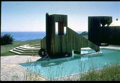 Sea Ranch Alfred Anton Boeke (American architect, 1922-2011), Boeke, Halpri … Sea Ranch, California, United States 1966 (creation)