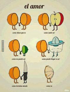 humor grafico el amor