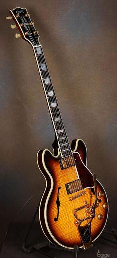 Gibson CS-356F 2006 Gloss Tobacco Sunburst