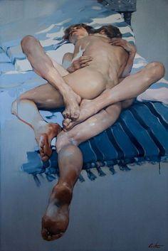 Cromofora La ( Paloma) Contemporary Art Gallery : COSTA DVOREZKY