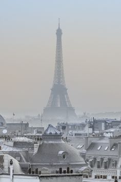 0rient-express:  Tour Eiffel | by Galdric Pons | Website.
