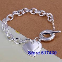 Sterling Silver Bracelets For Women | 925-sterling-Silver-bracelet-2013-Fashion-Jewelry-bracelets-for-women ...