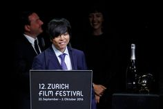 Jero Yun (MADAME B, HISTOIRE D'UNE NORD-CORÉENN) winner of the International Documentary Film Competition (ZFF 2016) Documentary Film, Award Winner, Film Festival, Documentaries, Competition, Movie Party