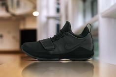 Nike Basketball Jordan Brand Triple Black Kyrie 3