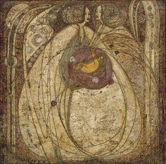 JC's Coffeehouse: Another Inspiring Artist - Margaret MacDonald Mackintosh
