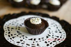Mini Choco cupcakes