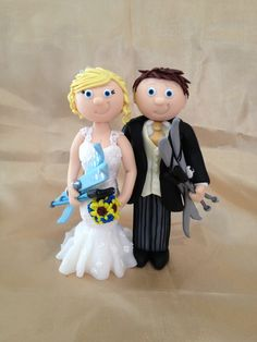 Just For You Cake Toppers