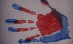 Hands, red and blue Red And Blue, Hands, Pictures, Painting, Art, Photos, Art Background, Painting Art, Kunst