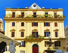 Ancona, Marche, Italy - Piazza Roma - Palazzo dell'Orologio -img_8815 by Gianni Del Bufalo CC BY-NC-SA