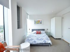 Double sofa-bed in lounge Furnished Apartments, West End, One Bedroom, Sofa Bed, Skyline, Lounge, King, Flooring, London
