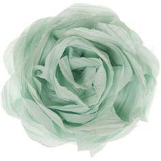 Mint Green Rosette