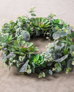 Our Montauk Wreath c