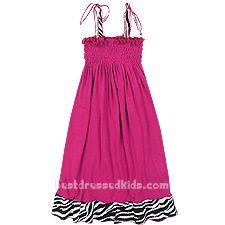 zebra - cute for the girls