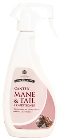 Carr and Day and Martin Horse Canter Mane and Tail Conditioner Spray 500 ml.  $15.50