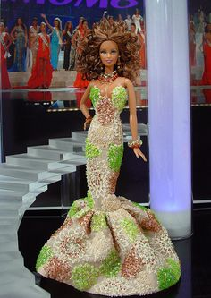Miss Jamaica 2012 by Ninimomo Dolls