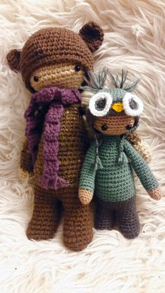 Pattern inspired by the lalylala dolls. ༺✿ƬⱤღ  http://www.pinterest.com/teretegui/✿༻
