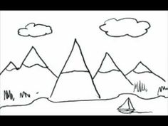▶ Drawing from letters. A how to draw lesson for kids. - YouTube