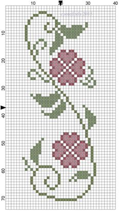 1 million+ Stunning Free Images to Use Anywhere Cross Stitch Heart, Cross Stitch Borders, Cross Stitch Flowers, Cross Stitch Designs, Cross Stitching, Cross Stitch Embroidery, Cross Stitch Patterns, Hand Embroidery Designs, Embroidery Patterns