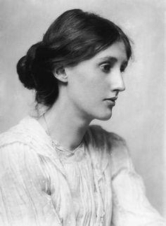 """""""A woman must have money and a room of her own if she is to write fiction."""" Virginia Woolf #onthepage"""
