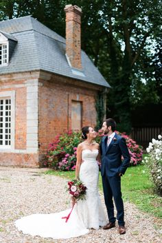 Photography: www.marionhphotography.com - Marion Heurteboust - Flowers Lily Paloma - Normany Wedding - Chateau de Carsix - France - Mariage en extérieur - Outdoor cérémonie - mariage chic timeless - burgandy - just hitched - marionhphotography - best wedding photographer france - new zealand