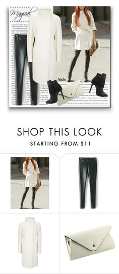 """""""Sheinside"""" by water-polo ❤ liked on Polyvore featuring Nicole, Sheinside and polyvoreeditorial"""